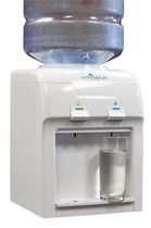 Vitapur VWD2036W-1 Countertop Water Dispenser (Room and Cold)- White