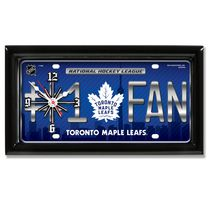 GTEI NHL Toronto Maple Leafs Wall Clock