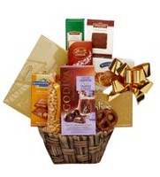 Baskets by On Occasion Great Goodies Gift Basket