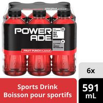 Powerade ION4 - Fruit Punch Flavour