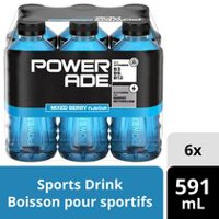 Powerade ION4 - Mixed Berry Flavour