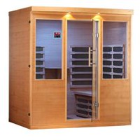 Canadian Spa Co. Whistler 4 Person Far Infrared Sauna