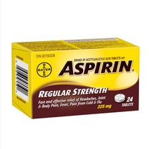 ASPIRIN® Regular Strength Tablets