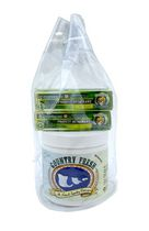 BunchaFarmers Country Fresh Laundry Detergent & 2 Stain Removers- Small