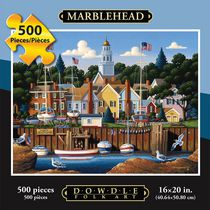 Marblehead - 500 Piece