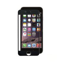 Phantom Glass Tempered Glass Screen Protector for iPhone 6 Plus/6S Plus - Edge-To-Edge Black
