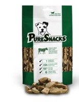 PureSnacks Freeze Dried Beef Liver Dog Treat