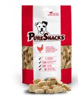 PureSnacks Freeze Dried Chicken Breast Dog Treat