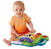 VTech Sit-to-Stand Learning Walker Toy - English