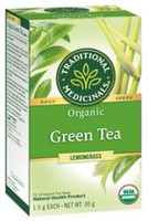 Traditional Medicinals Green Tea