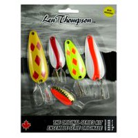 Len Thompson 5-Piece Essentials Lure Kit - Original Series