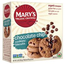 Mary's Organic Chocolate Chip Cookies