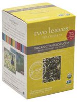 Two Leaves Organic Tamayokucha Green Tea