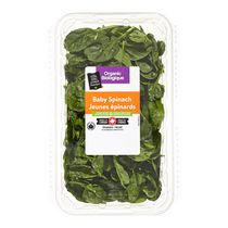 Your Fresh Market Organic Baby Spinach