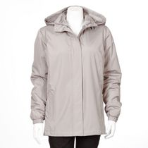 George Women's Transitional Hooded Jacket Gray L/G