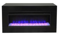 "Muskoka Bolton 42"" Electric Fireplace"
