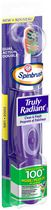 ARM & HAMMER™ Spinbrush™ Truly Radiant™ Clean & Fresh Soft Dual Action Powered Toothbrush
