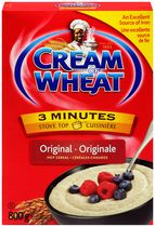 Cream of Wheat Stove Top 3 Minute Original Hot Cereal