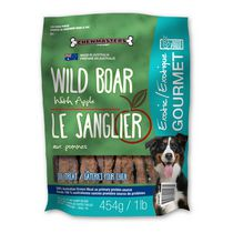 Chewmasters Exotic Gourmet Wild Boar with Apple Dog Treats