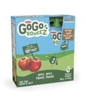 Materne GoGo squeeZ Apple Fruit Snack