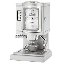 Espresso Machine Collectible Desktop Mini Clock
