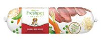 Freshpet Select Chunky Beef Recipe with Vegetables and Brown Rice Dry Dog Food