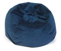 ComfyKids Kids Bean Bag Royal Blue