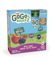 Materne GoGo squeeZ Apple Berries Fruit Snack