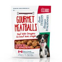 Chewmasters Gourmet Beef Meatballs Dog Treats