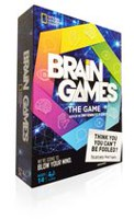 Jeu « Brain Games » de Buffalo Games