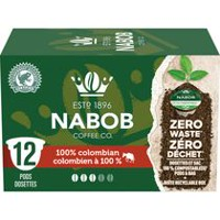 Nabob 100% Colombian Medium Roast Coffee Pods