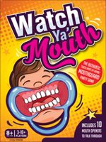 Buffalo Games Watch Ya' MouthGuard Party Game