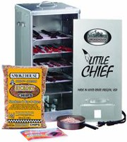 Smokehouse Little Chief Front Load Electric Smoker