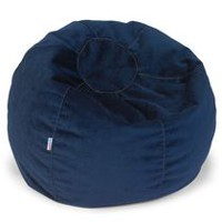 ComfyKids Teen Bean Bag Blue Away!