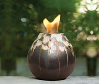 Fire Accent - Phoenix Egg Gel Burner