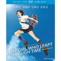 The Girl Who Leapt Through Time: The Complete Series (Blu-ray+ DVD)