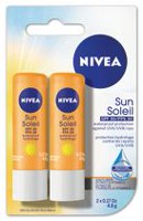 Nivea Sun Lip Balm SPF 30 - Sunflower Extract & Vitamin E, 4.8 g