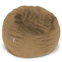 ComfyKids Teen Bean Bag Mocha
