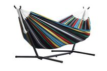 Vivere's Combo Double Rio Night Hammock with Stand