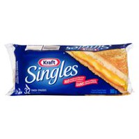 Kraft Singles Cheese Thick Slices