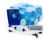 Sagan AquaBrick 550 Gallon Water Filtration System Kit