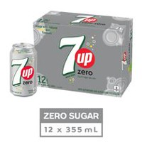 Diet 7UP® Carbonated Soft Drink