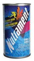 Nutrament Vanilla Energy Drink