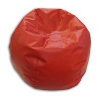 ComfyKids Teen Bean Bag Red