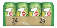 Boisson gazeuse 7Up 24 x 355 ml