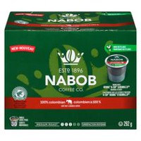 Nabob 100% Colombian Arabica Medium Roast Coffee Pods