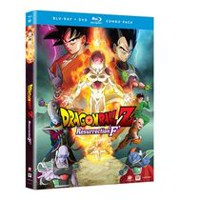 Dragon Ball Z: Resurrection 'F' (Blu-ray + DVD)