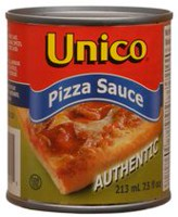 Sauce pour pizza authentique d'Unico