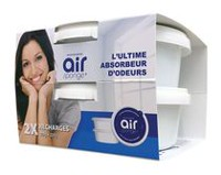 Air Sponge Environmental Odour Absorbant Recharges
