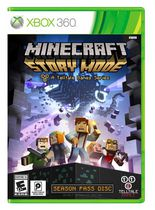 Minecraft: Story Mode - Season Disc Xbox 360